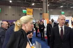 Salon Livre Paris du 15 au 18 mars 2019-Franck-Riester-Ministre de la culture