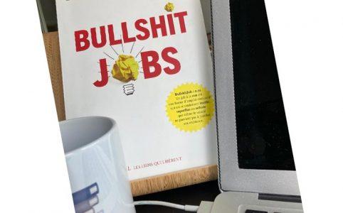 Bullshit Jobs David Greaber