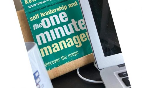 Ken Blanchard one minute manager